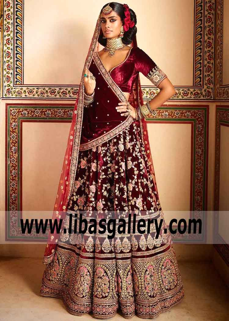 Shop Pakistani Indian Bridal Wear Online Bridal Outfits
