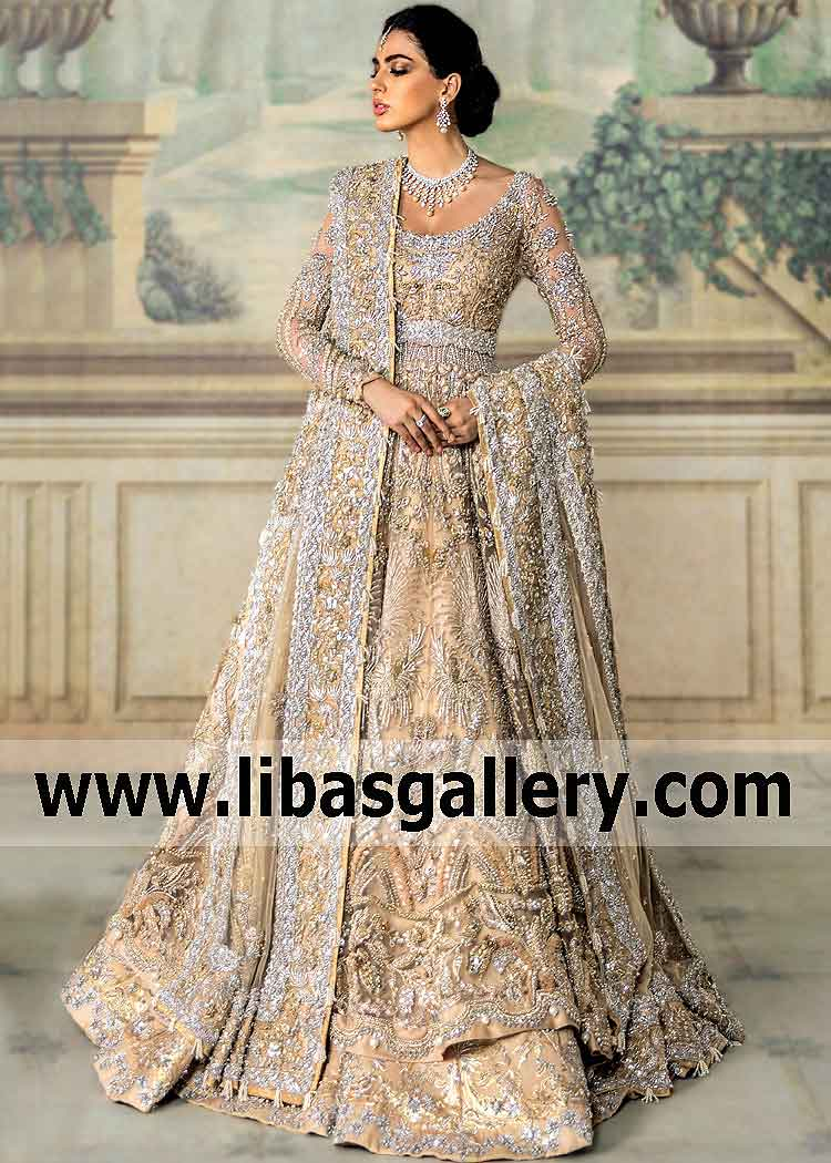 Shop Pakistani and Indian Bridal Wear online Bridal outfits