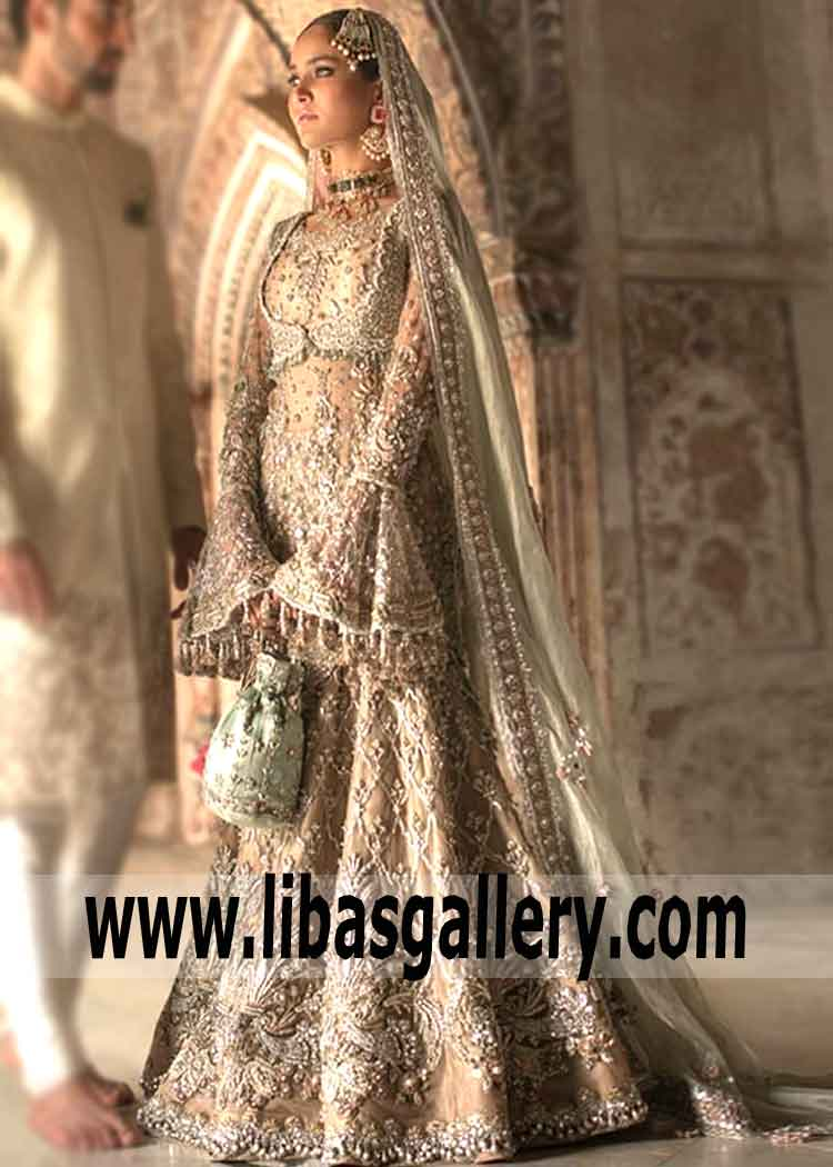 Pakistani Wedding Dresses Luxury Bridal Wear Designer Elan Bridal