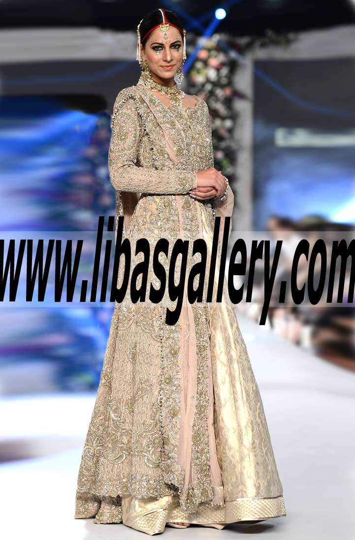 PFDC Loreal Paris Bridal Week 2015: Designer Fahad Hussayn on Day 2  | Latest News & complete update of wedding Fashion Weekend 2015