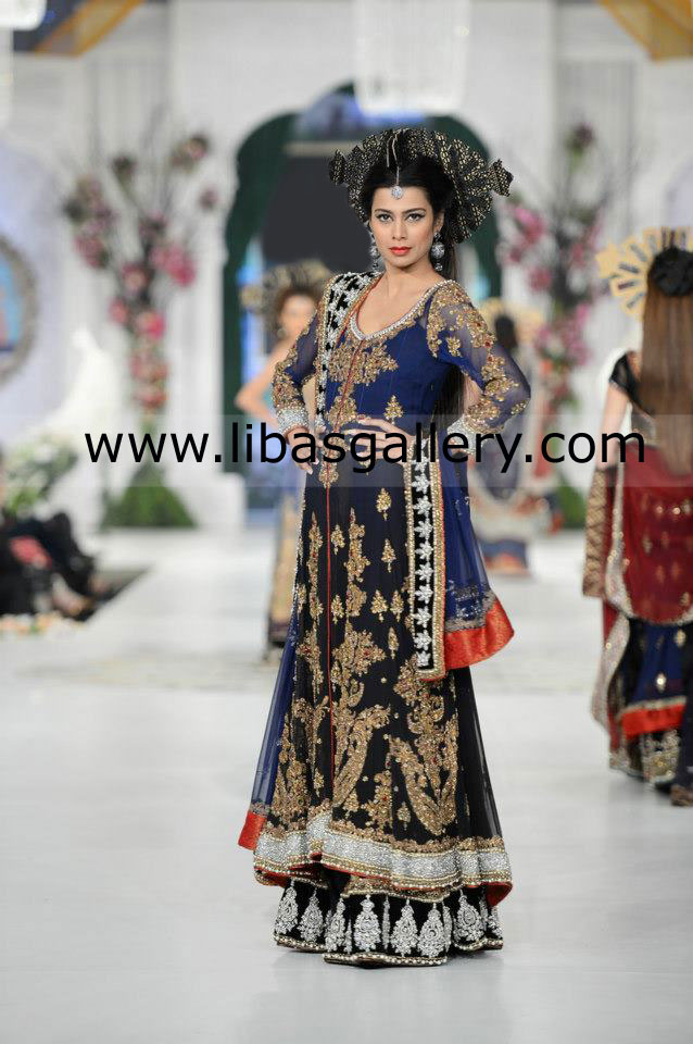 2833eeacce Anarkali Styles From Pakistani Indian Designers Liverpool One United ...