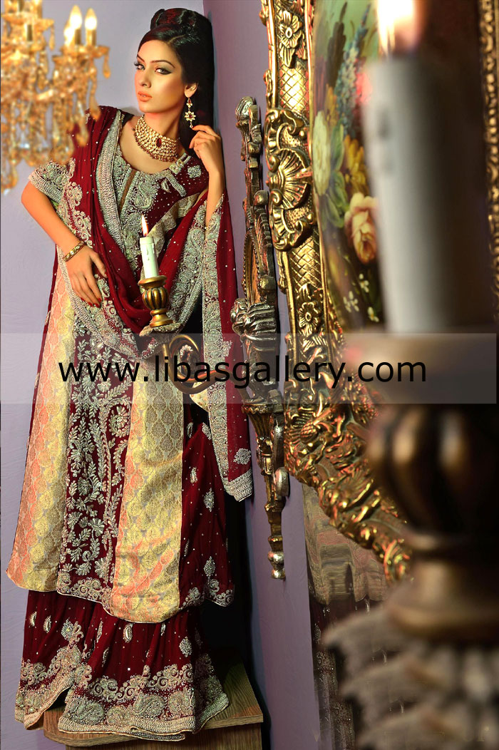 Indian wedding clothes online uk for Indian wedding dresses usa