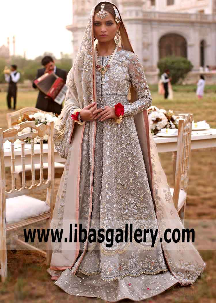 New Arrivals Bridal dresses outfits Collection 2019 ,New