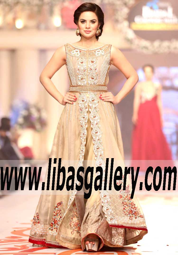 59a4618632 Order Pakistani Bridal Dress Online