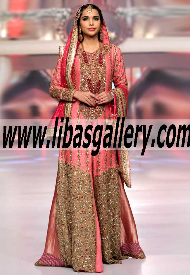 Bridal Wear 2015 Outstanding Modern Style Dress For Your Next Major Events