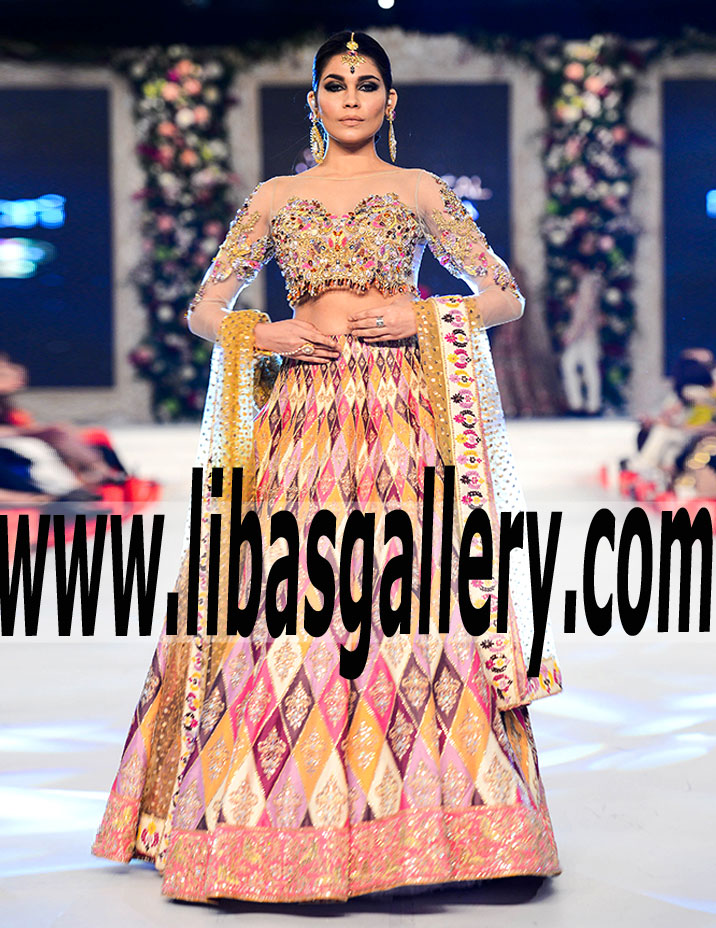 6b396c601f Shop this Royal Look Embellished Lehenga Dress for Wedding and Special  Occasion