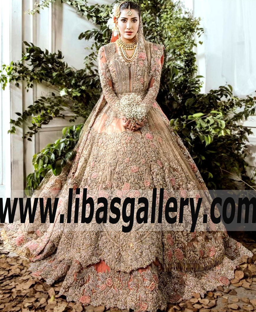 Republic Womenswear latest collections of Asian wedding fashion and ...