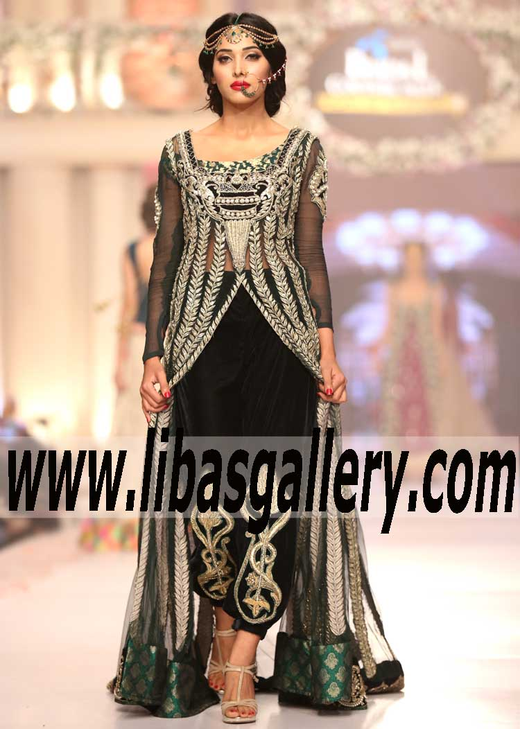 Tabassum Mughal Summer 2015 Bridal Dresses Collection from Telenor ...