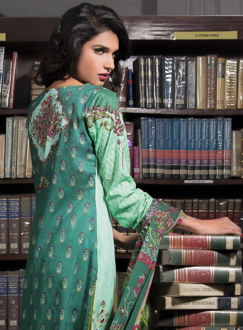 Libas Gallery Suoer Store of Designer Lawn Prints 2013 Catalog,New