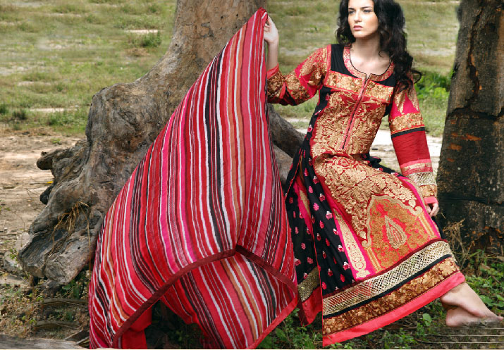 Al Karam Spring Summer Lawn Collection 2013 At Whole Sale - Holiday