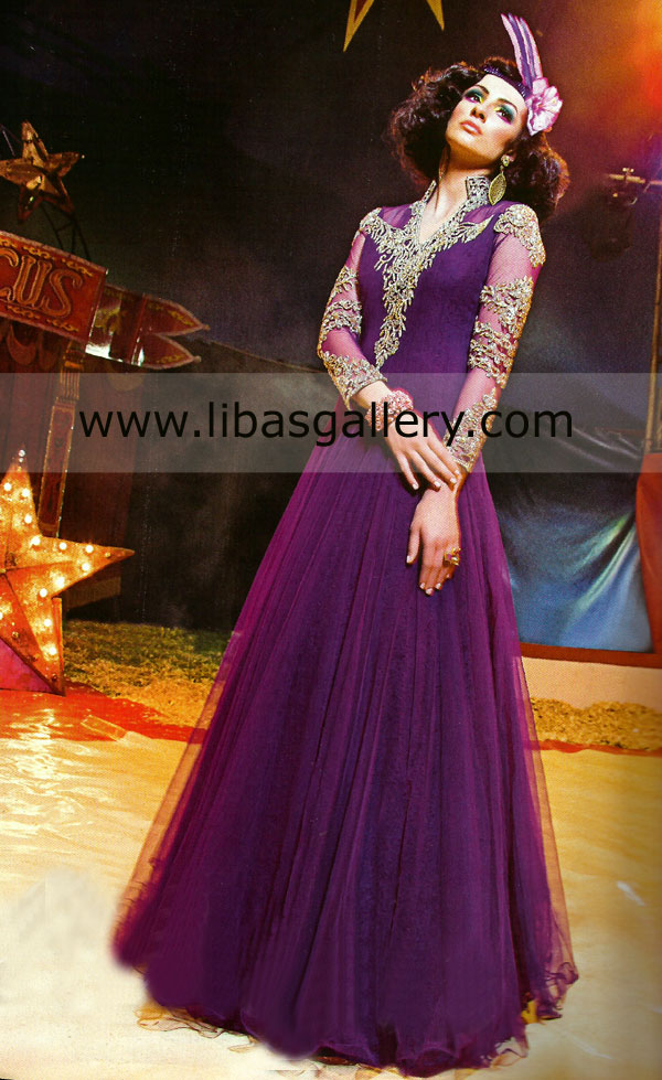 Indian Bridal Wear Anarkali For Wedding Collection Buy Online In USA Canada UK Europe Australia Saudi Arabia