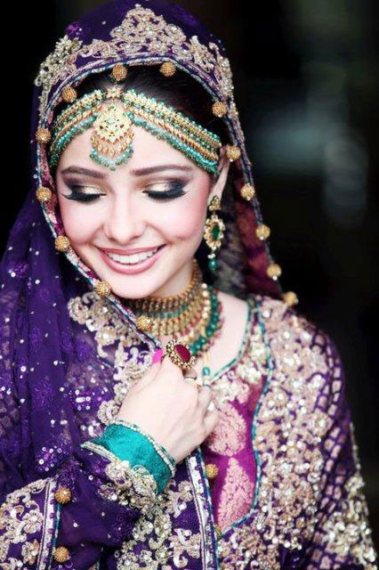 Pakistani Bridal Jewellery