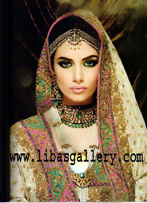 Buy Online Pakistani Indian Designer bridal wedding jewelry and