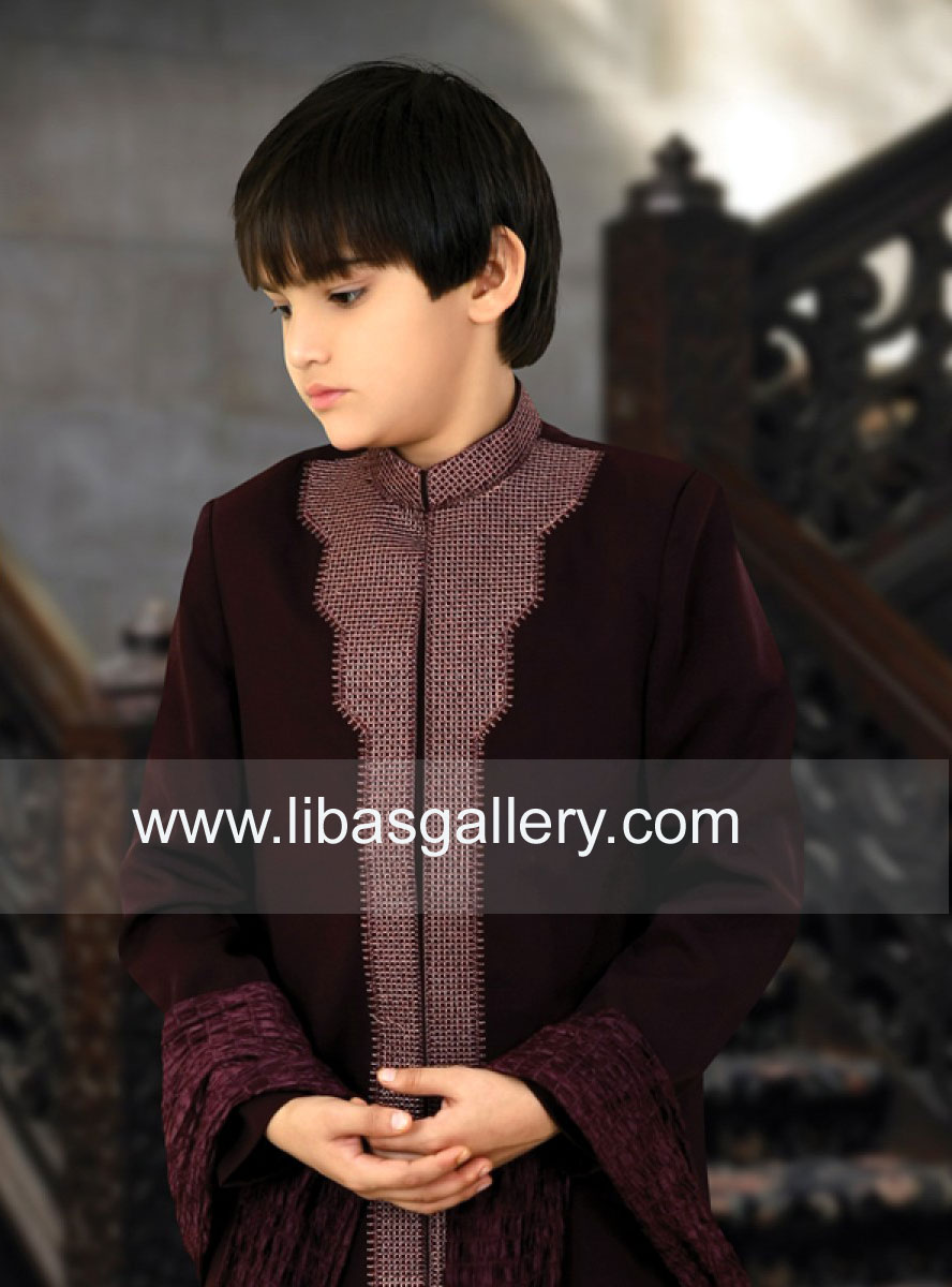 518bedec37 Latest Styles of Boys Sherwanis 2013-2014 available at Online Shop ...