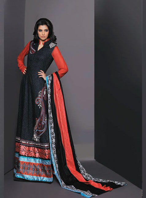 Online Pakistani Designer Clothes click image for larger view