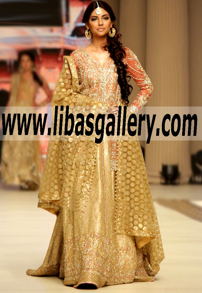 Designer Bridal Wedding Dresses Lehengagowns From Famous Wedding
