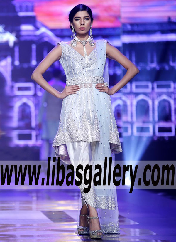 Zainab Chottani Spring Special Occasion Dresses For Engagement