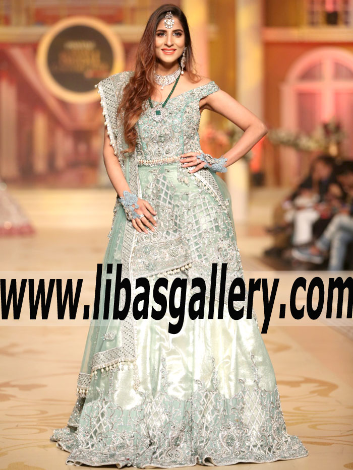 Lajwanti High Fashion Wedding Dress for Reception and Special ...