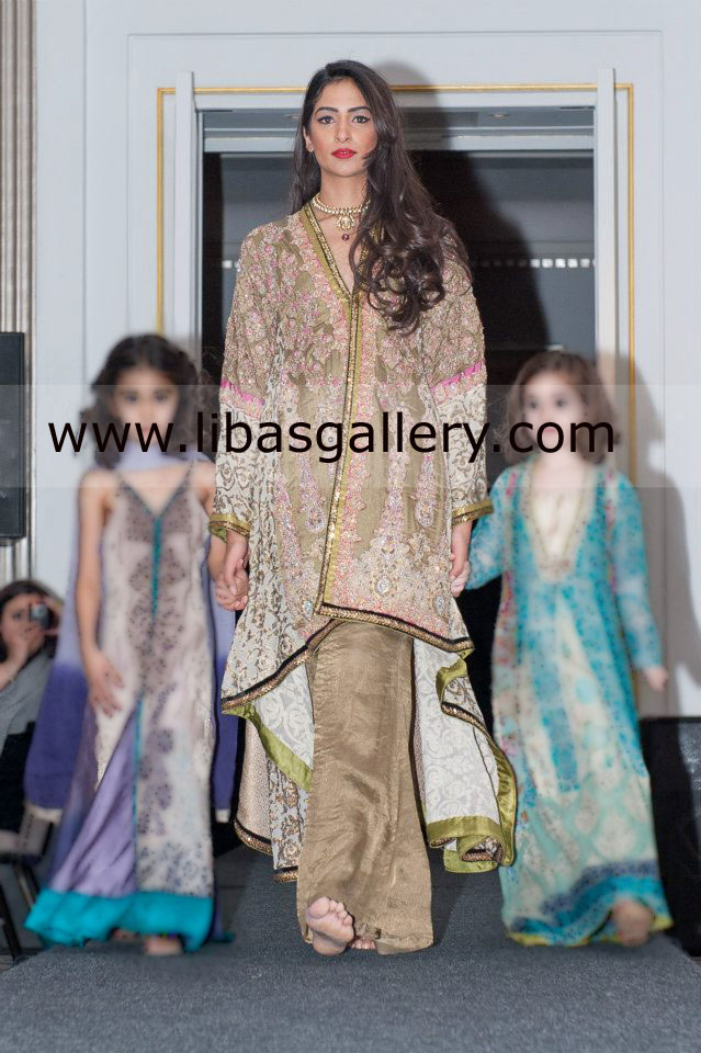 Sana Safinaz Evening Occasion Dresses 2013 Collection Buy Online In ...