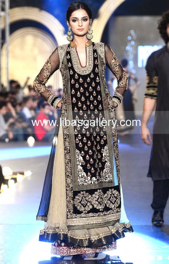 1a28fd1fa9 Pakistani Bridal Wear Lehenga, Pakistani Wedding Dresses By Asifa ...