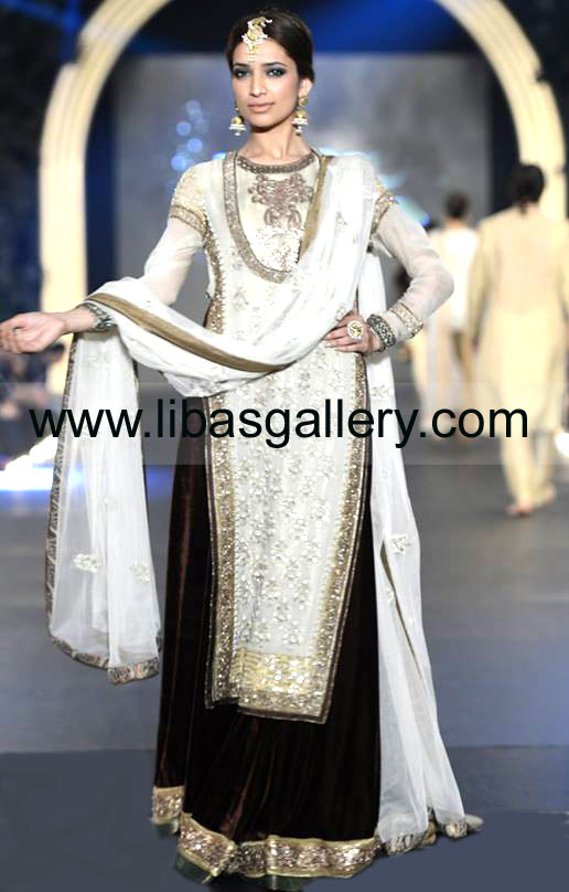 79db9be5bc Online Store Selling Pakistani Wedding Dresses 2014 Bridal Wear ...