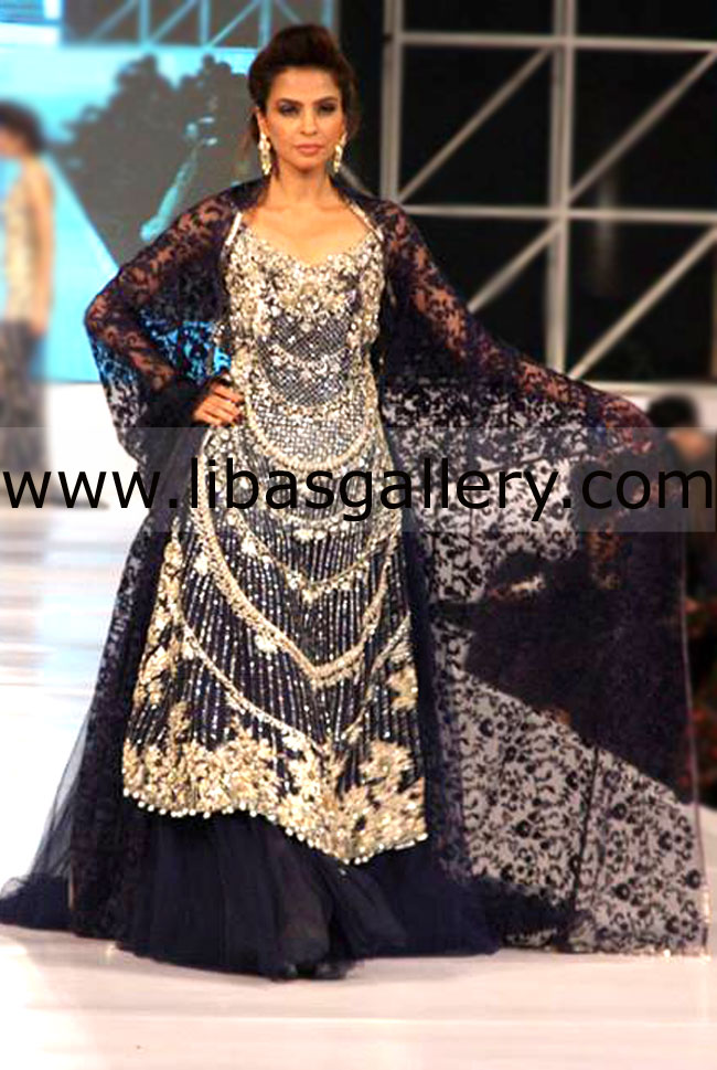 Pakistani Designer Clothes Uk Rouge by Faraz Manan Pakistani