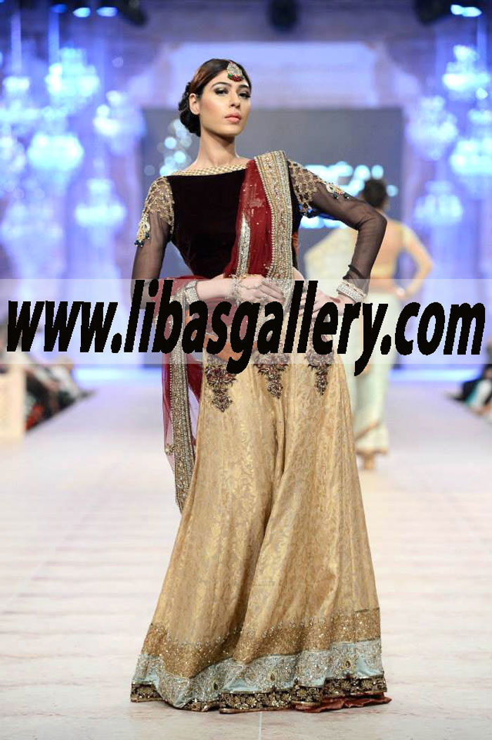 09f76931b2 New Arrivals Bridal Lehenga Choli Outfit for Wedding and Valima Reception