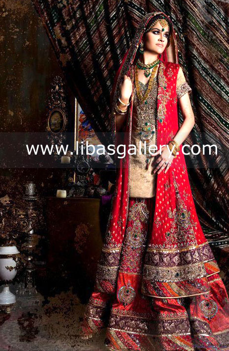 Indian Bridal Dresses Wears Wear Designer Lehenga