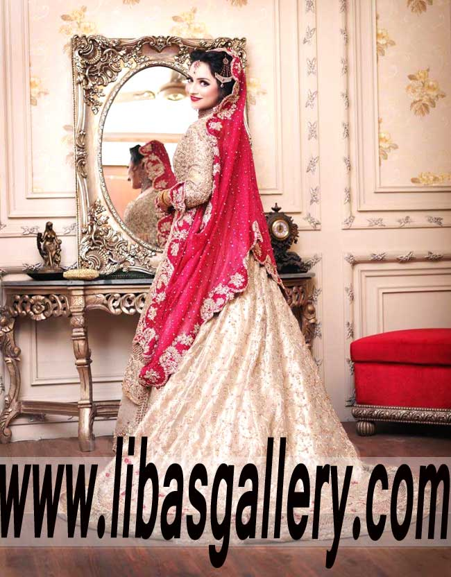 The Latest marvelous Style Bridal Dresses and Lehengas From 2016 ...