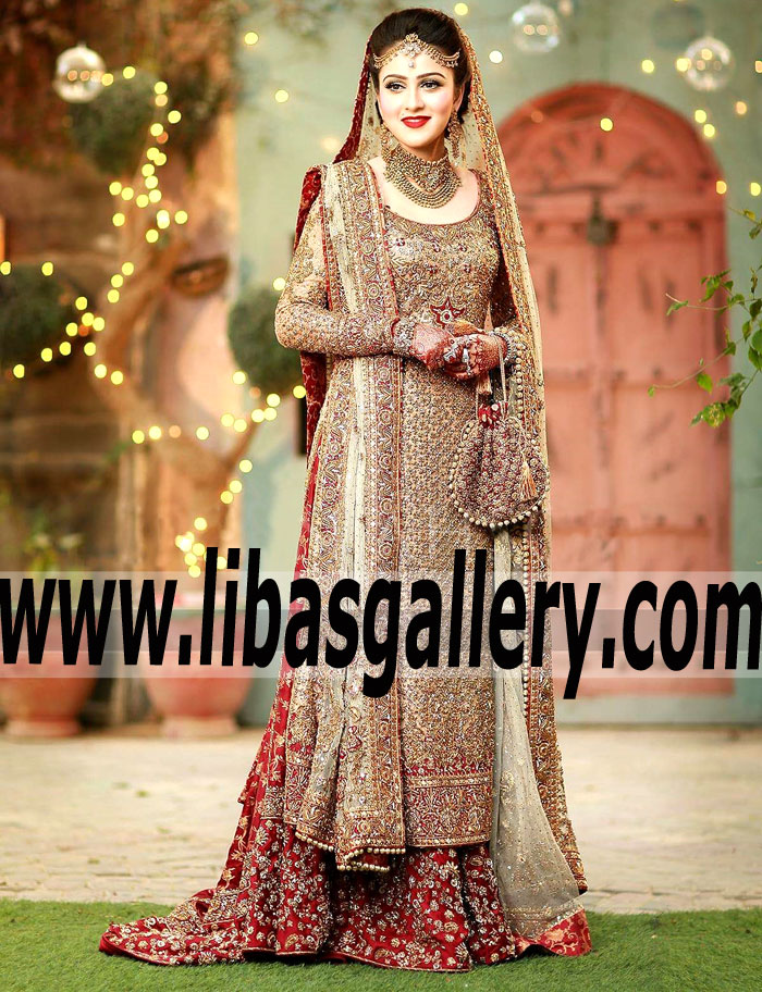 0c342060cb5b Precious Bridal Lehenga Dress with Delicate and Fabulous Embellishments for  Wedding and Special Occasions NEW