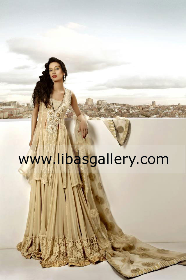 Top Brand Party Wear - Party Dresses Shalwar Kameez  Newest Party ...