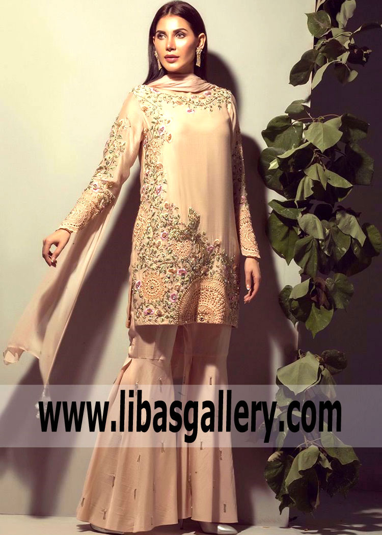 a3bf2645fc450 Buy Pakistani Designer Party Dresses for Formal Event Online Stamford UK