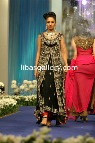 Party Wear-Pakistani Fashion Show in Los Angeles,CA