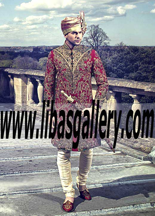 d519e3a194 Mens Wedding Wear Sherwani Designs Collection 2016-2017 countless ...