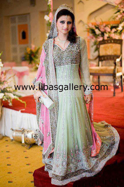 Pakistani Bridal Dresses For Barat Mehndi Walima 2013 Collection Online Shopping In Suffolk