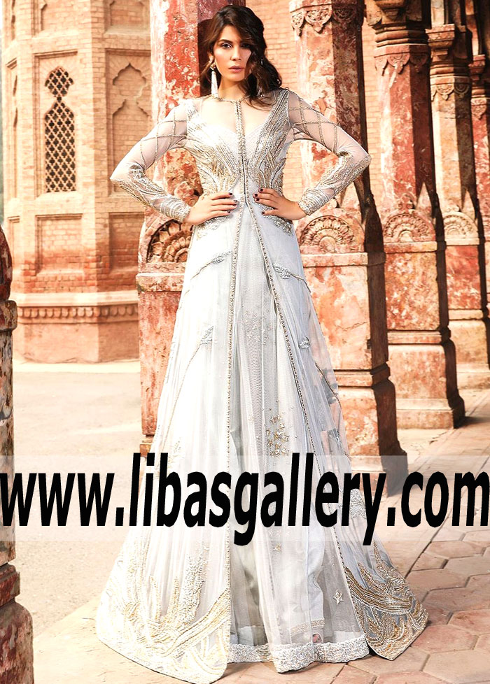 Ravishing Wedding Gown For Evening And Special Occasions Indian