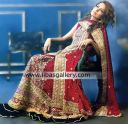 Beautiful Stylish Indian Chiffon Bridal Wear Sharara Designs and Bridal Outfits Dallas Texas New Arrivals Bridal Wear