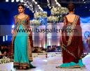 New Bridal Dress Designs 2014 By TABASSUM MUGHAL Collection At Pantene Bridal Couture Week 2014, Tabassum Mughal Haute Couture in Texas, Illinois and Virginia, USA