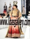 HSY Luxury Wedding Dresses PFDC Swarovski Crystal Collection, Expensive Wedding Lehenga Online in San Diego California CA USA