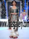 Designer Karma Wedding GHARARA New Styles, The Latest Wedding Gharara Trends from PFDC LOreal Paris Bridal Week 2016 2017 fast delivery in Manchester UK