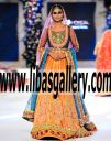 Nomi Ansari Bridal Anarkali Gowns PFDC LOreal Paris Bridal Week Bridal Gown trends for 2016 Wedding and Special Occasions San Diego California CA USA