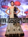Indian Pakistani Wedding Sharara Dresses Teena Durrani wedding dress from the Fashion 2016-2017 Bridal Couture Week for Wedding and Special Occasions Houston Texas TX USA