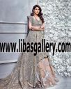 Pakistani Designer Republic by Omar Farooq Bridal Dresses 2017 | Republic Womenswear Bridal Collection | Heavy Embellished Lehenga | Barking UK Online Shopping | Discount 20-30% | libasgallery.com