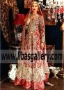 Latest MARIA.B Bridal Wear Lehenga Dresses Miami Florida USA Wedding Anarkali Lehenga Dresses