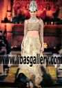 Nilofer Shahid Wedding Lenghas Bridal Lenghas Fashion Parade London 2017 Green Street UK