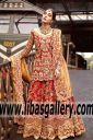 Sara Naqvi Bridal Wear Pakistani Bridal Dresses Designer Bridal Dress Gharara Sharara Lehenga UK, USA, Canada, Australia