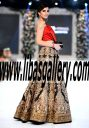 Pakistani Designer SANA SAFINAZ Bridal Dresses 2017 | Bridal Collection | Heavy Embellished Lehenga | Lillestrom Norway Online Shopping | Discount 20-30% | libasgallery.com