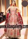 Designer Ali Xeeshan Bridal Gowns Designer Ali Xeeshan Bridal Gown Dresses QMobile HUM Bridal Couture Week 2017 Baltimore Maryland USA