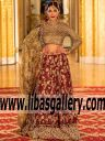 Umsha by Uzma Babar for PFW11 Bridal Dresses - Bridal Dresses 2017 - Pakistan Bridal Fashion Week london | Cowley Roar Oxford UK
