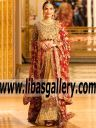 Umsha by Uzma Babar Designer Bridal Wear Wedding Dresses Pakistan